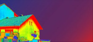 Thermografie Haus